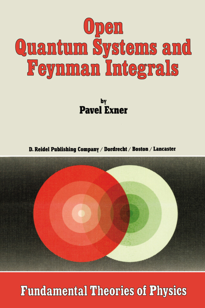 Open Quantum Systems and Feynman Integrals als Buch
