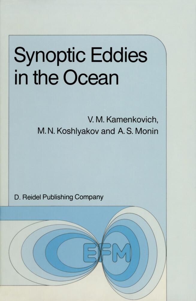 Synoptic Eddies in the Ocean als Buch