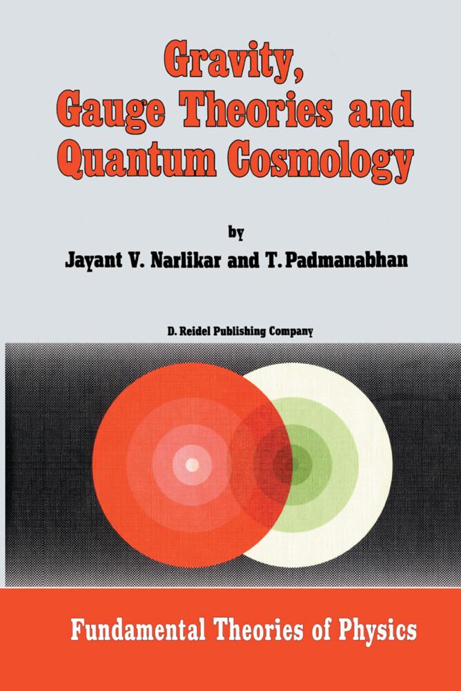 Gravity, Gauge Theories and Quantum Cosmology als Buch