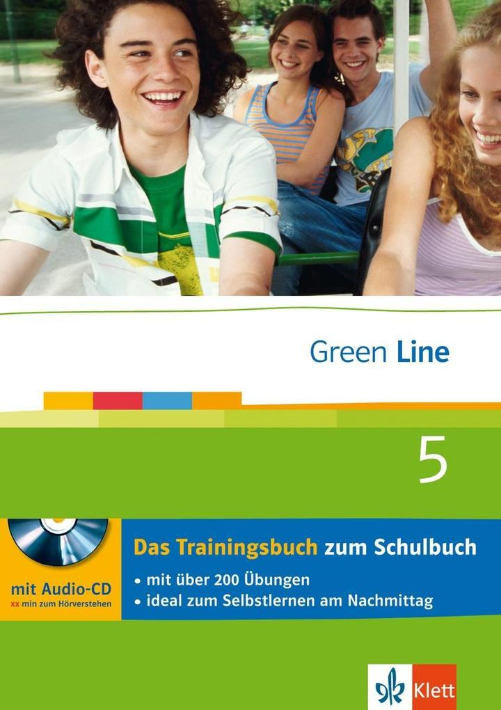 Green Line 5. Das Trainingsbuch als Buch