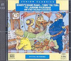 Sparky's Magic Piano and Other Classic Recordings als Hörbuch
