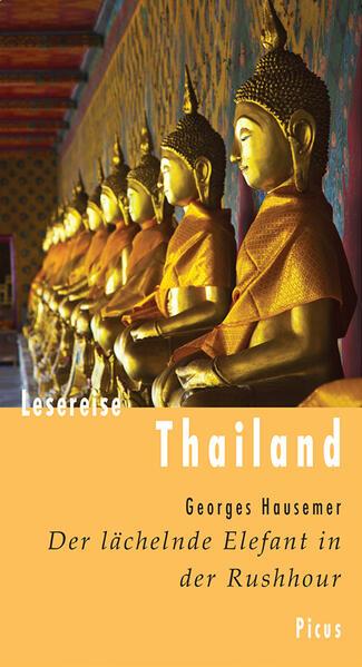 Lesereise Thailand als Buch von Georges Hausemer