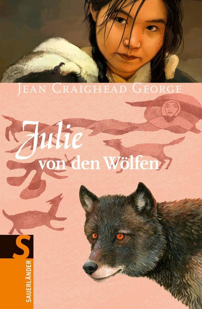 Julie von den Wölfen als Buch von Jean Craighead George