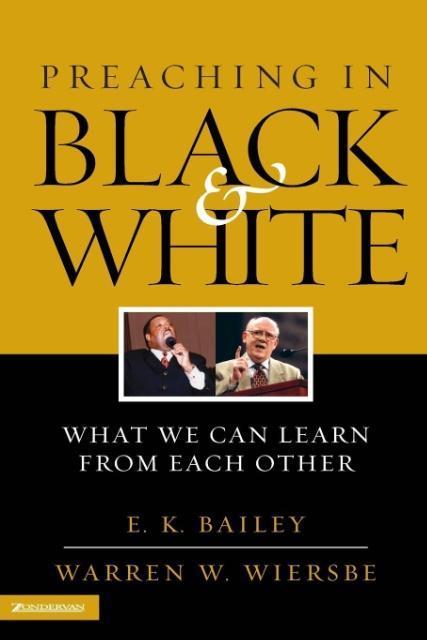 Preaching in Black and White als Taschenbuch