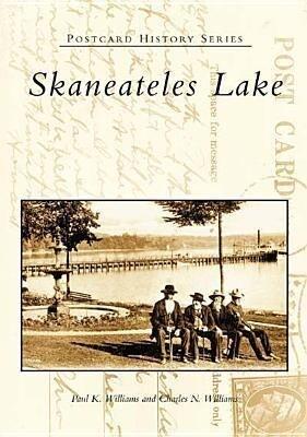 Skaneateles Lake als Taschenbuch