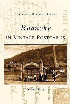 Roanoke in Vintage Postcards als Taschenbuch
