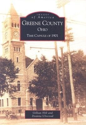 Greene County, Ohio:: Time Capsule of 1901 als Taschenbuch