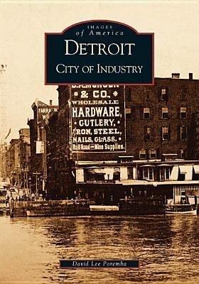 Detroit: City of Industry als Taschenbuch