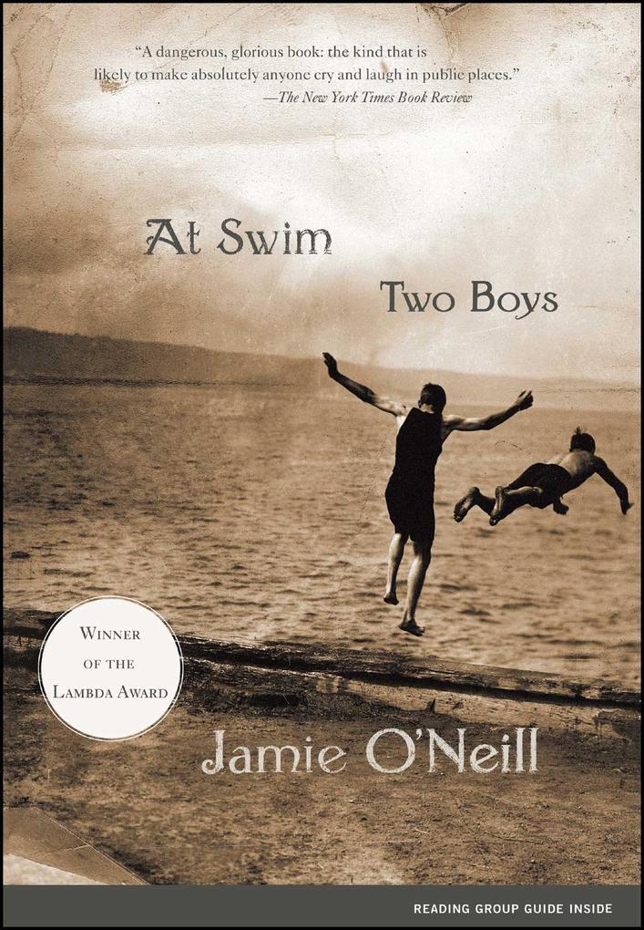 At Swim, Two Boys als Taschenbuch
