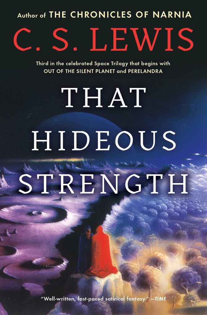 That Hideous Strength: A Modern Fairy-Tale for Grown-Ups als Taschenbuch