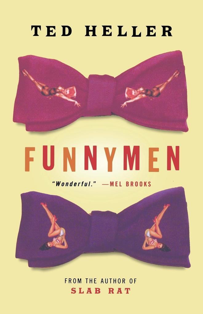 Funnymen als Taschenbuch