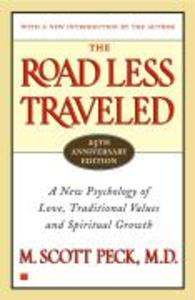 The Road Less Traveled, Timeless Edition: A New Psychology of Love, Traditional Values and Spiritual Growth als Taschenbuch