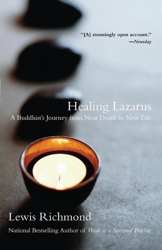 Healing Lazarus als Buch