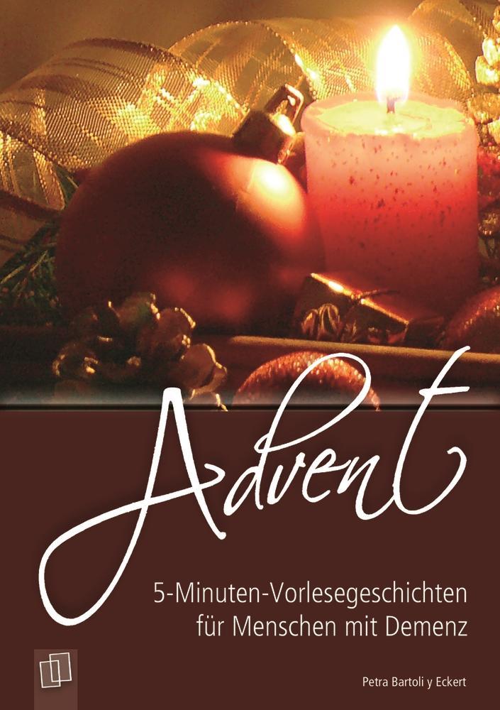 5-Minuten-Vorlesegeschichten für Menschen mit Demenz: Advent als Buch