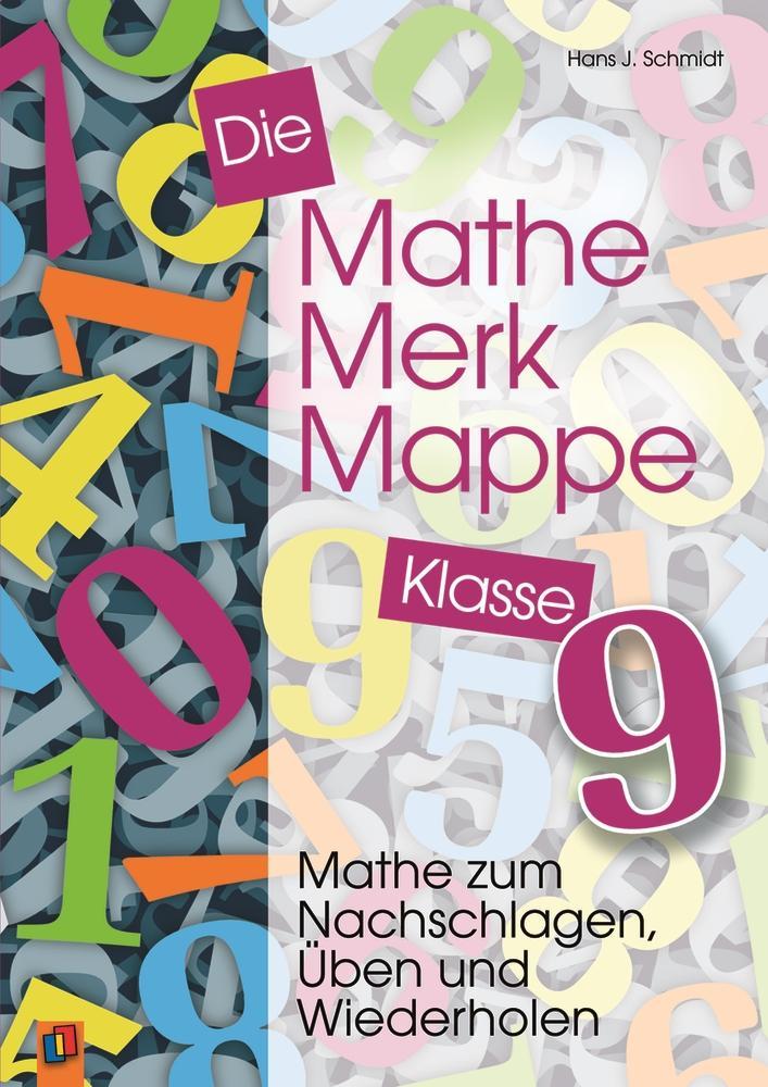 Die Mathe-Merk-Mappe Klasse 9 als Buch