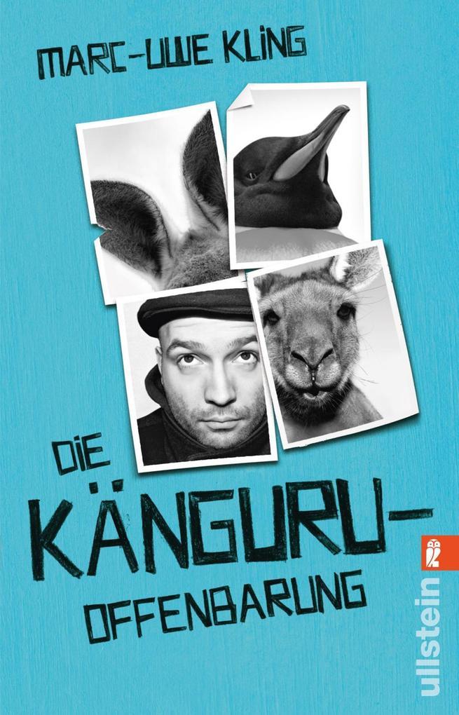 Die Känguru-Offenbarung als Taschenbuch