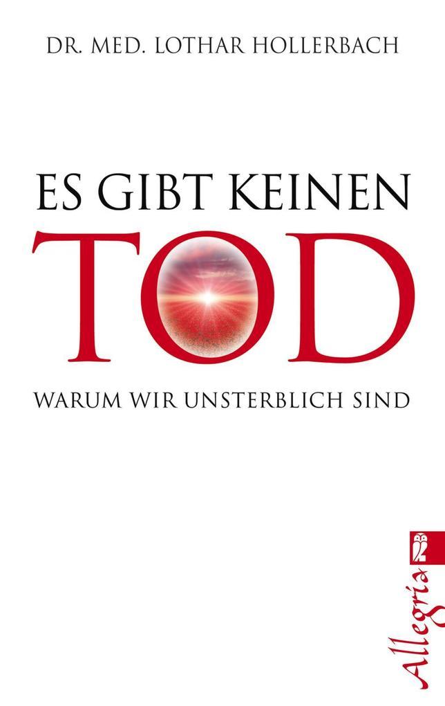 Es gibt keinen Tod als Taschenbuch von Lothar Hollerbach