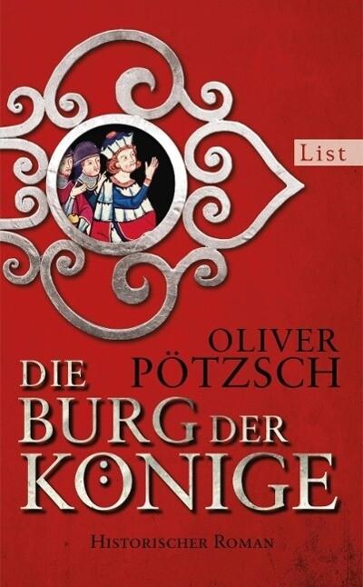 Die Burg der Könige als Buch