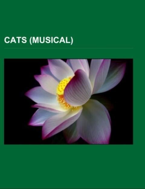 Cats (musical) als Taschenbuch von