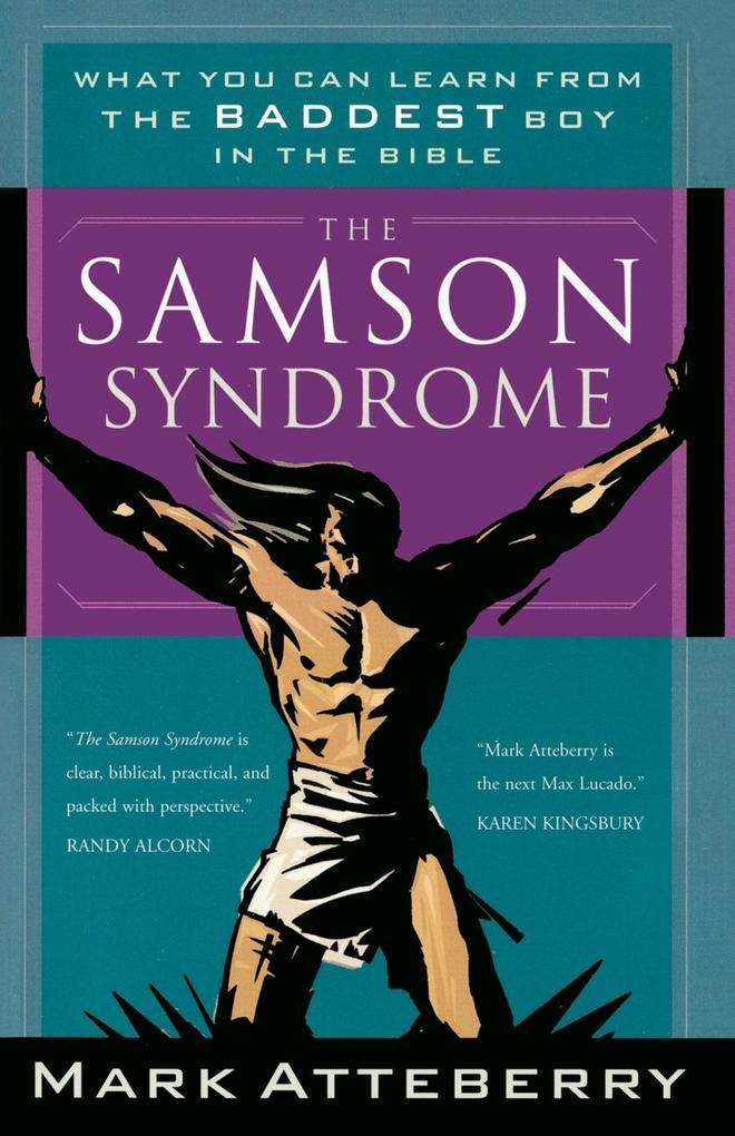 The Samson Syndrome als Taschenbuch