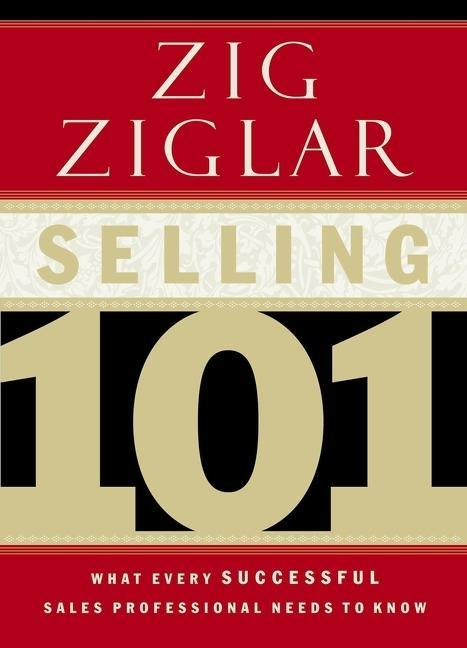 Selling 101 als Buch