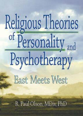 Religious Theories of Personality and Psychotherapy als Taschenbuch