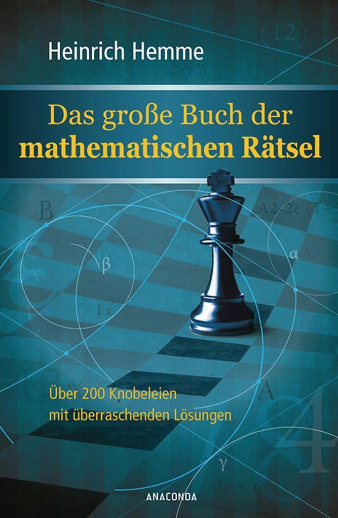 Das große Buch der mathematischen Rätsel als Buch