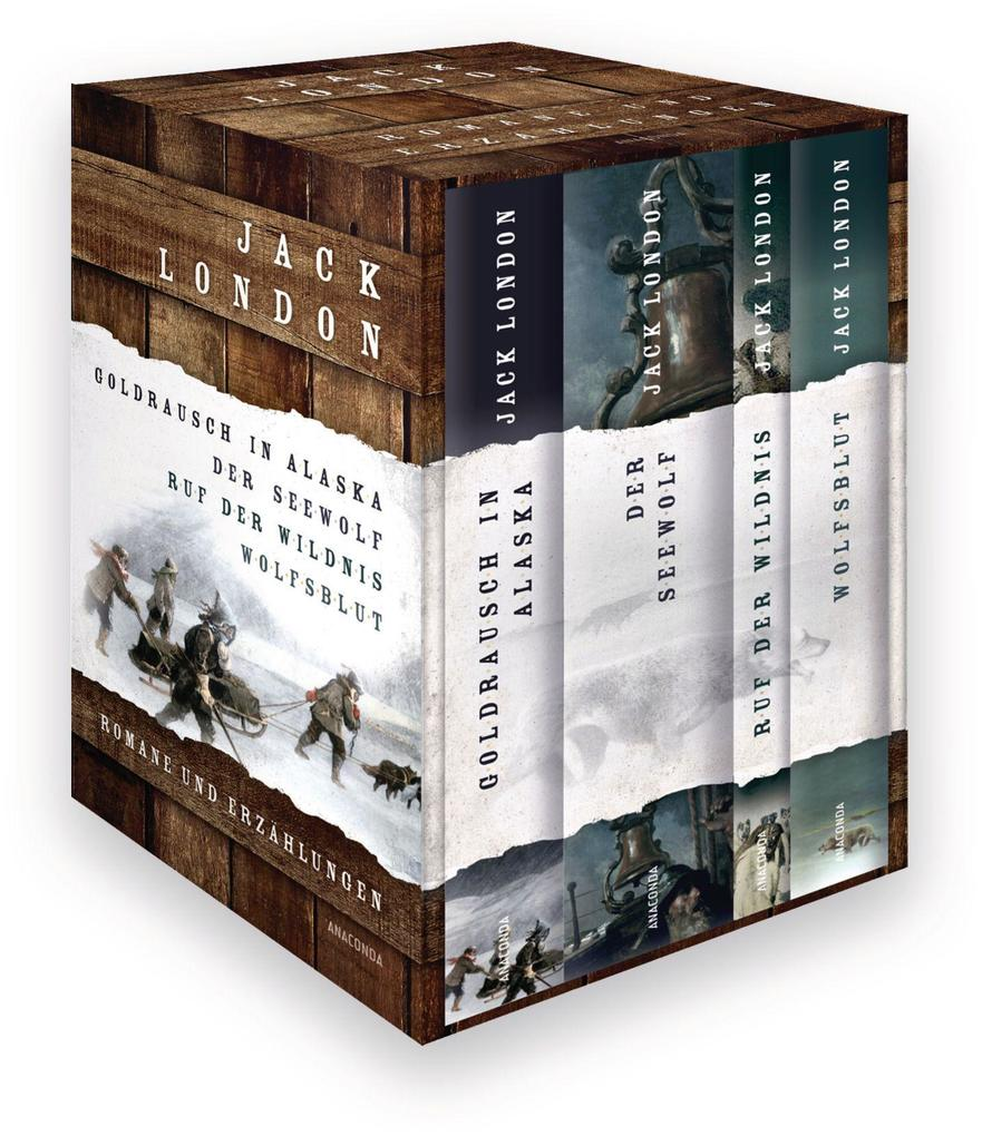 Romane und Erzählungen als Buch von Jack London