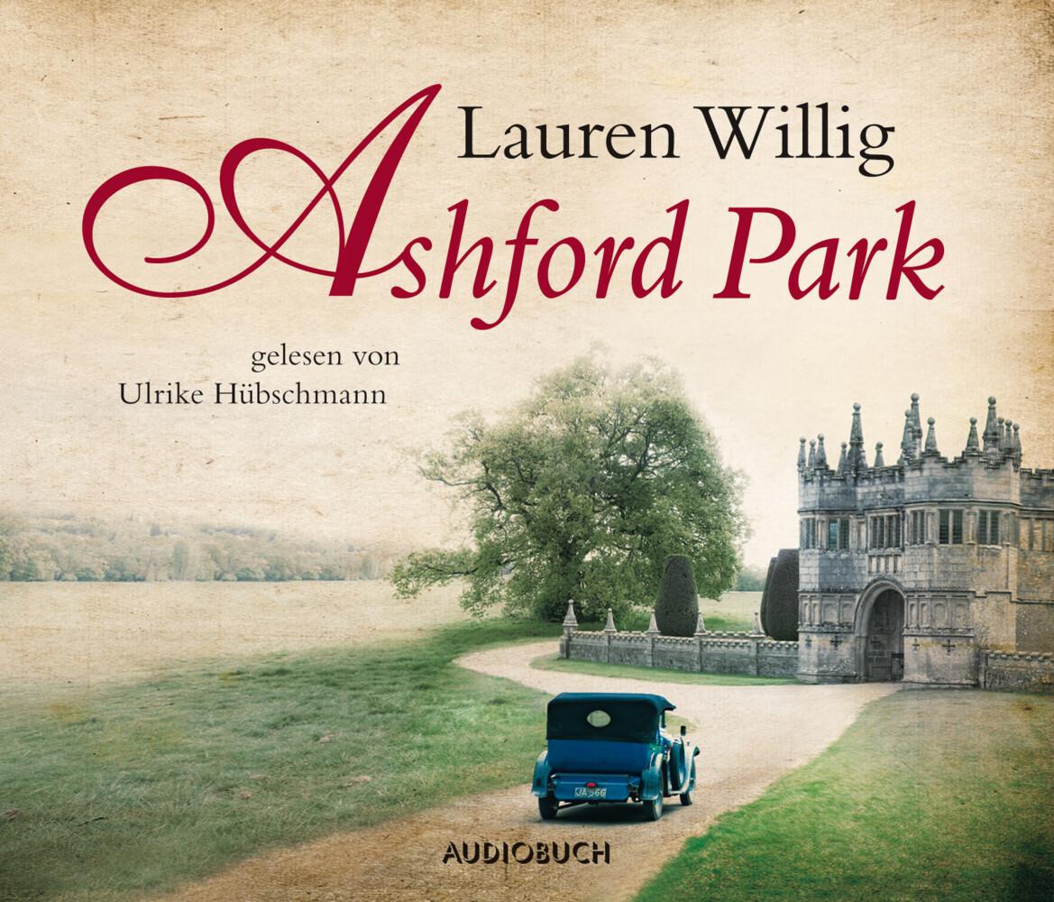 Ashford Park als Hörbuch