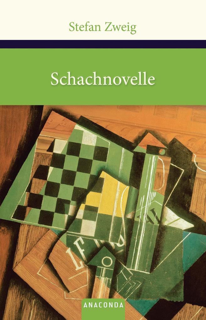 Schachnovelle als Buch