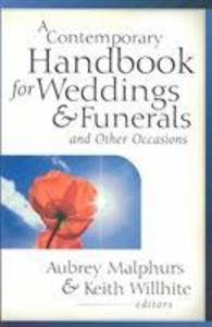 A Contemporary Handbook for Weddings & Funerals and Other Occasions als Taschenbuch