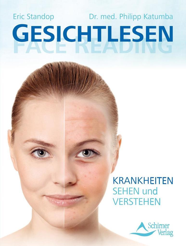 Gesichtlesen - Face Reading als Buch