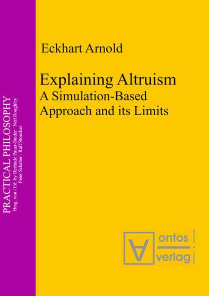 Explaining Altruism als Buch