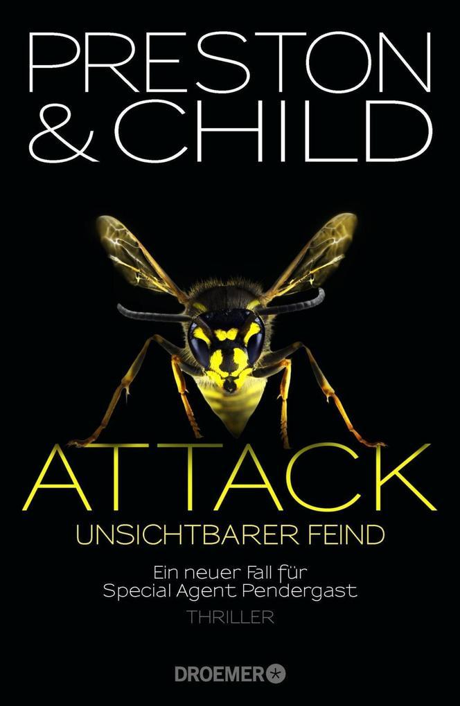 Attack Unsichtbarer Feind als Buch