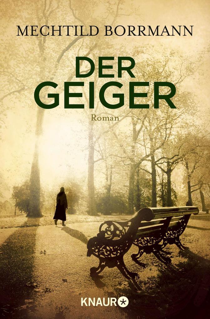 Der Geiger als Taschenbuch