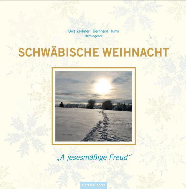 Schwäbische Weihnacht als Buch von
