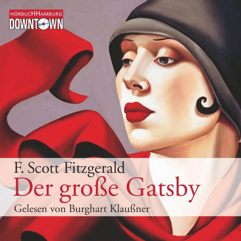 Der große Gatsby (Filmausgabe) als Hörbuch Download