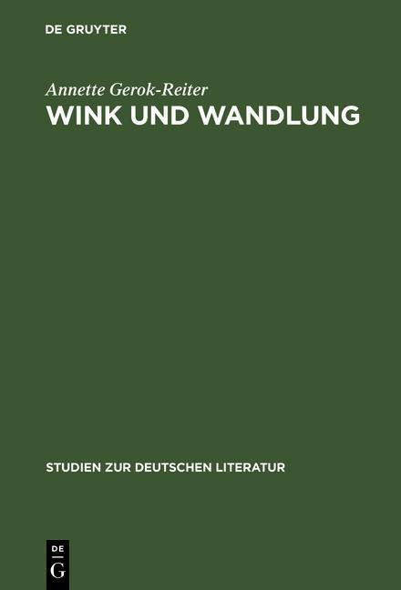 Wink und Wandlung als eBook