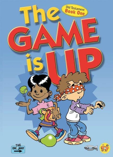 Game Is Up - Old Testament (book 1) als Taschenbuch