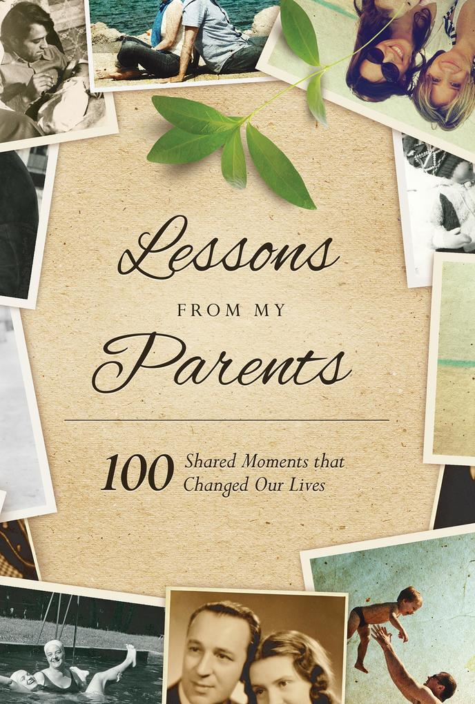 Lessons From My Parents als eBook von