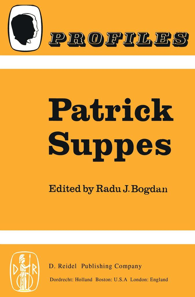 Patrick Suppes als Buch
