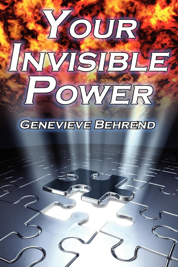 Your Invisible Power als Buch von Genevieve Behrend