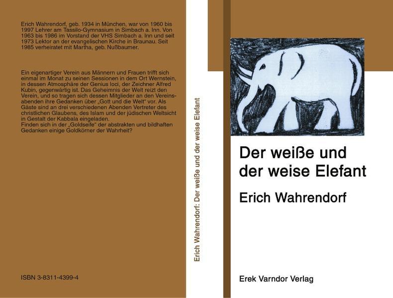 Der weiße und der weise Elefant als Buch
