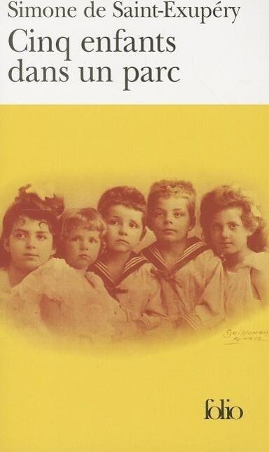 Cinq Enfants Dans Parc als Taschenbuch