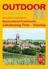 Deutschland Frankreich: Jakobsweg Trier - Vézelay
