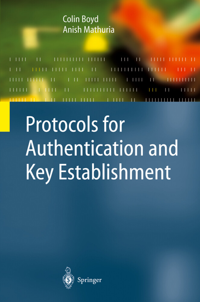 Protocols for Authentication and Key Establishment als Buch