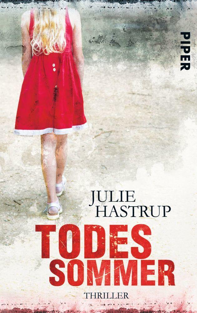 Todessommer als Taschenbuch von Julie Hastrup