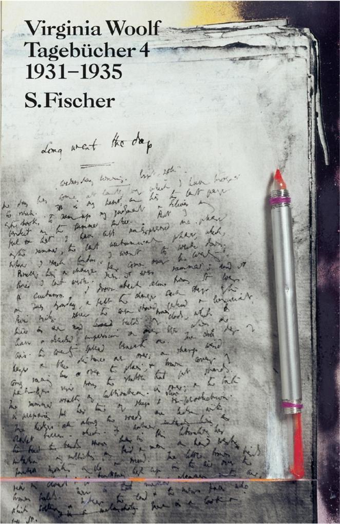 Tagebücher 4. 1931 - 1935 als Buch