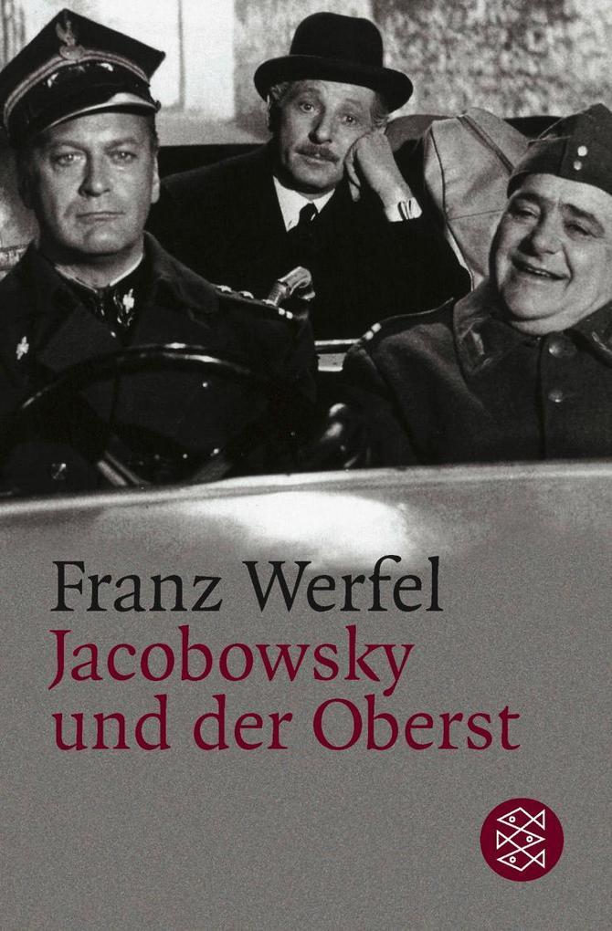 Jacobowsky und der Oberst als Taschenbuch