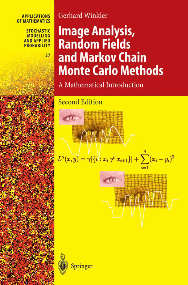 Image Analysis, Random Fields and Markov Chain Monte Carlo Methods als Buch
